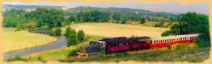 CFVE Chemin de Fer de la Vallée de l'Eure