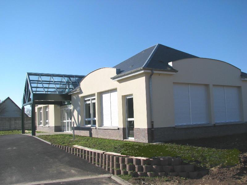 La nouvelle bibliothèque de Claville